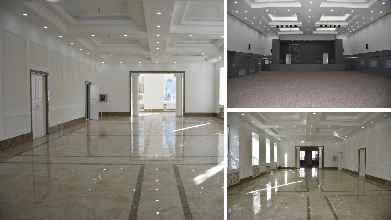 HNC CONSTRUCTION Completed Projects